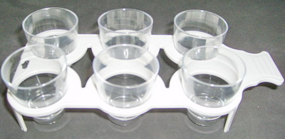 Tot Glass Tray