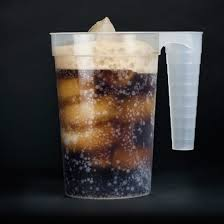 Plastic stack cups