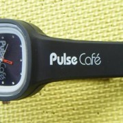 Watch with branding example